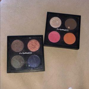 MAC custom eyeshadow palettes